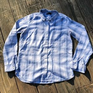 Girl's GAP Flannel Shirt